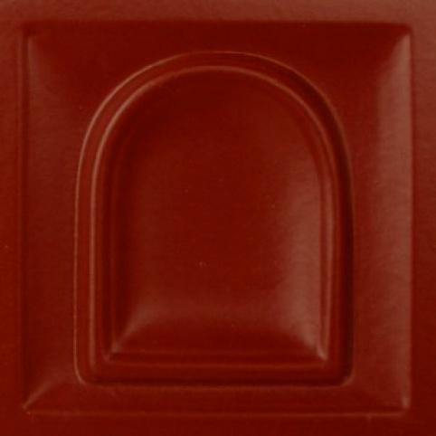selyemmatt csokoládé színű máz