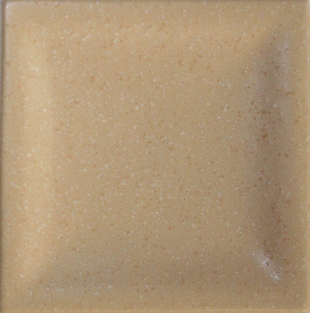 üvegszemcsés bahama-bézs színű máz