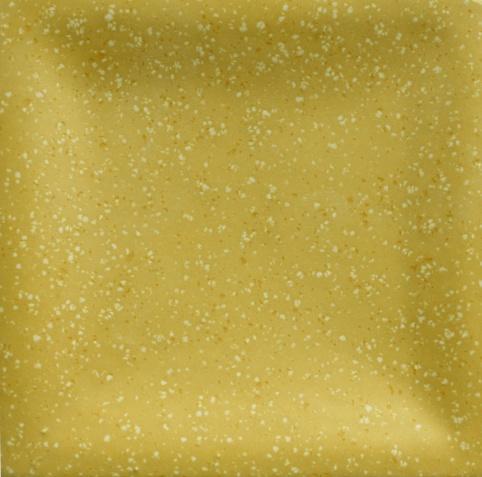 üvegszemcsés okker színű máz
